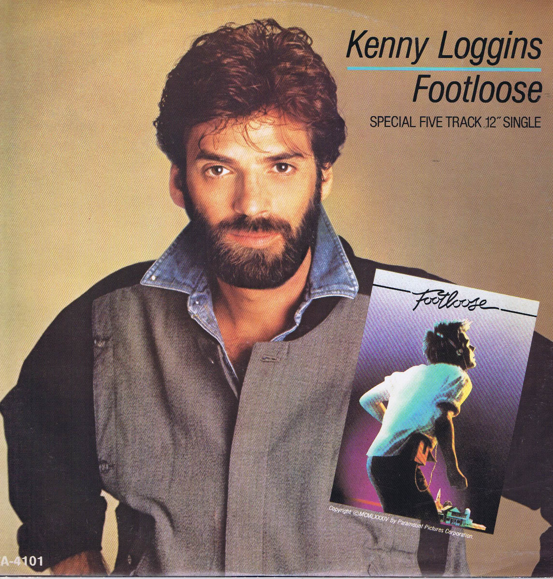 Kenny Loggins - Swear Your Love / Heart To Heart