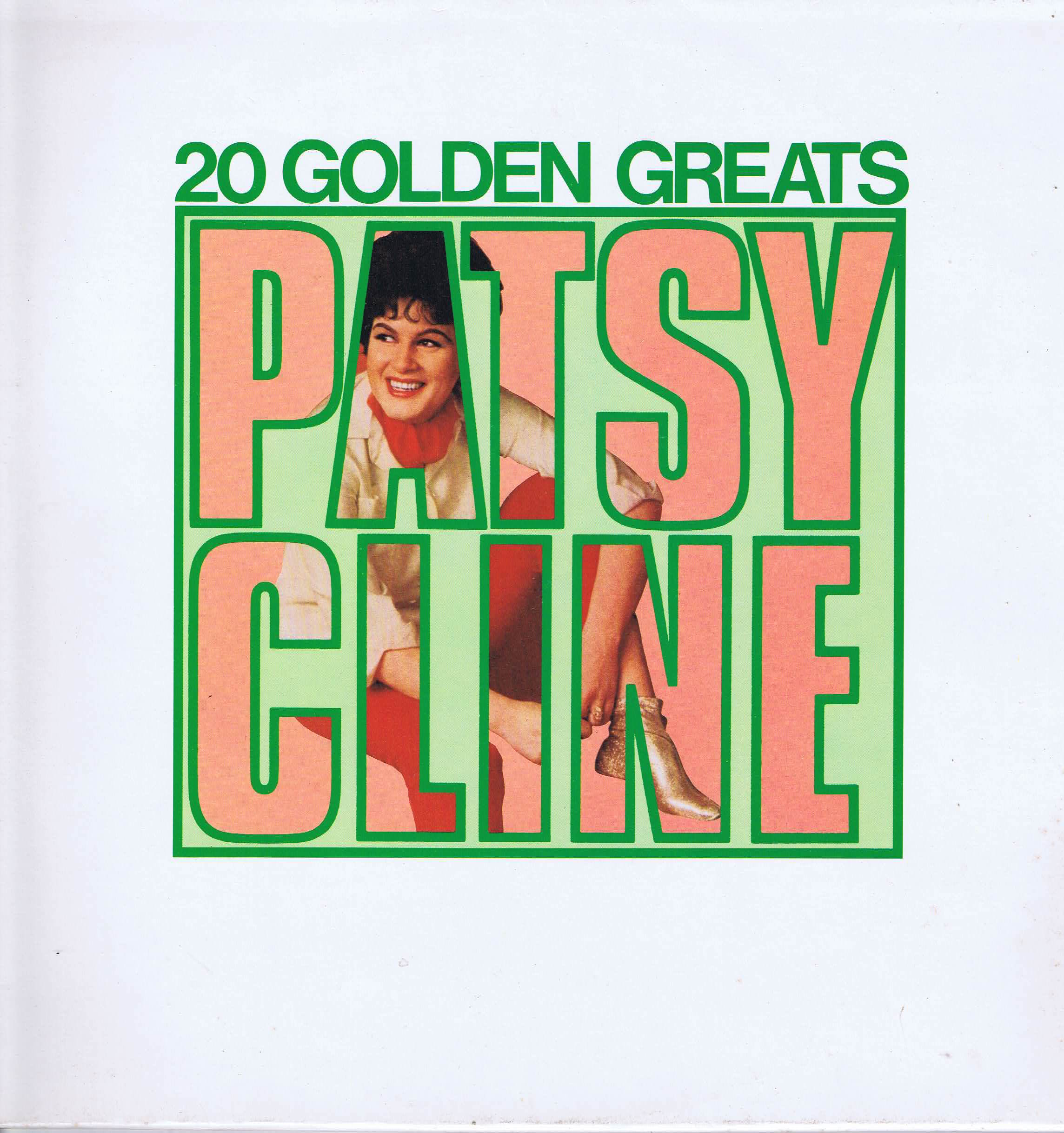 Patsy Cline 20 Golden Greats Astan 20066 Lp Vinyl