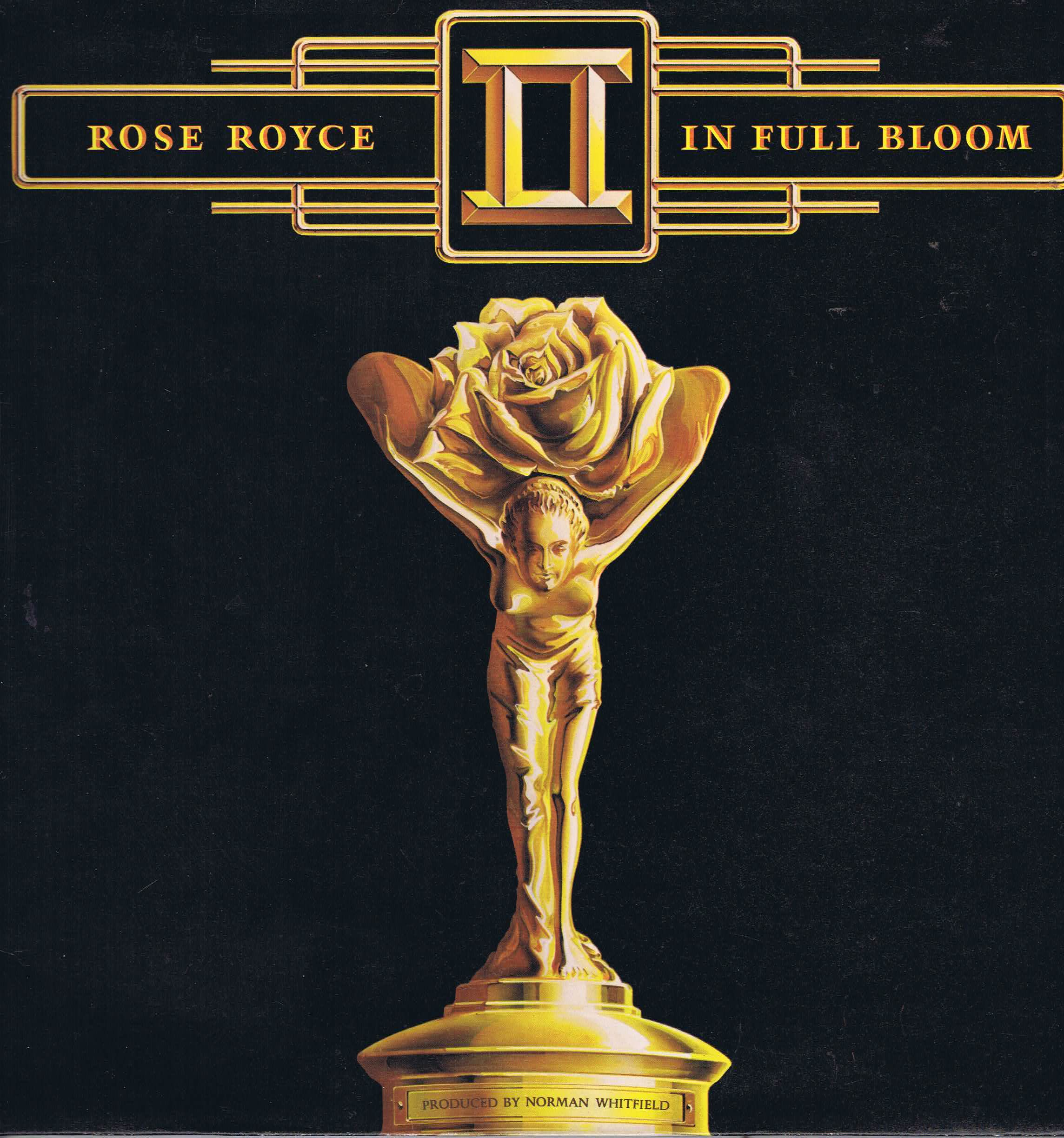 Rose Royce In Full Bloom K 56394 Lp Vinyl Record