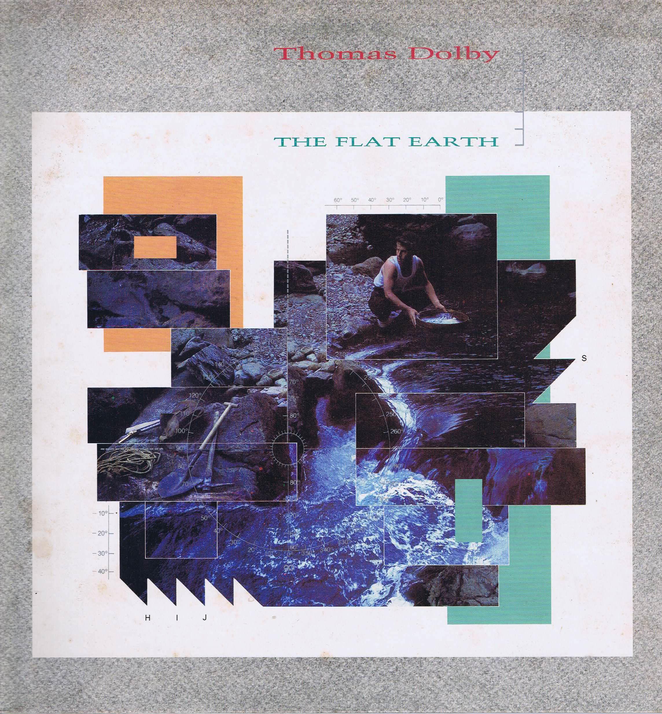 Thomas Dolby I Scare Myself