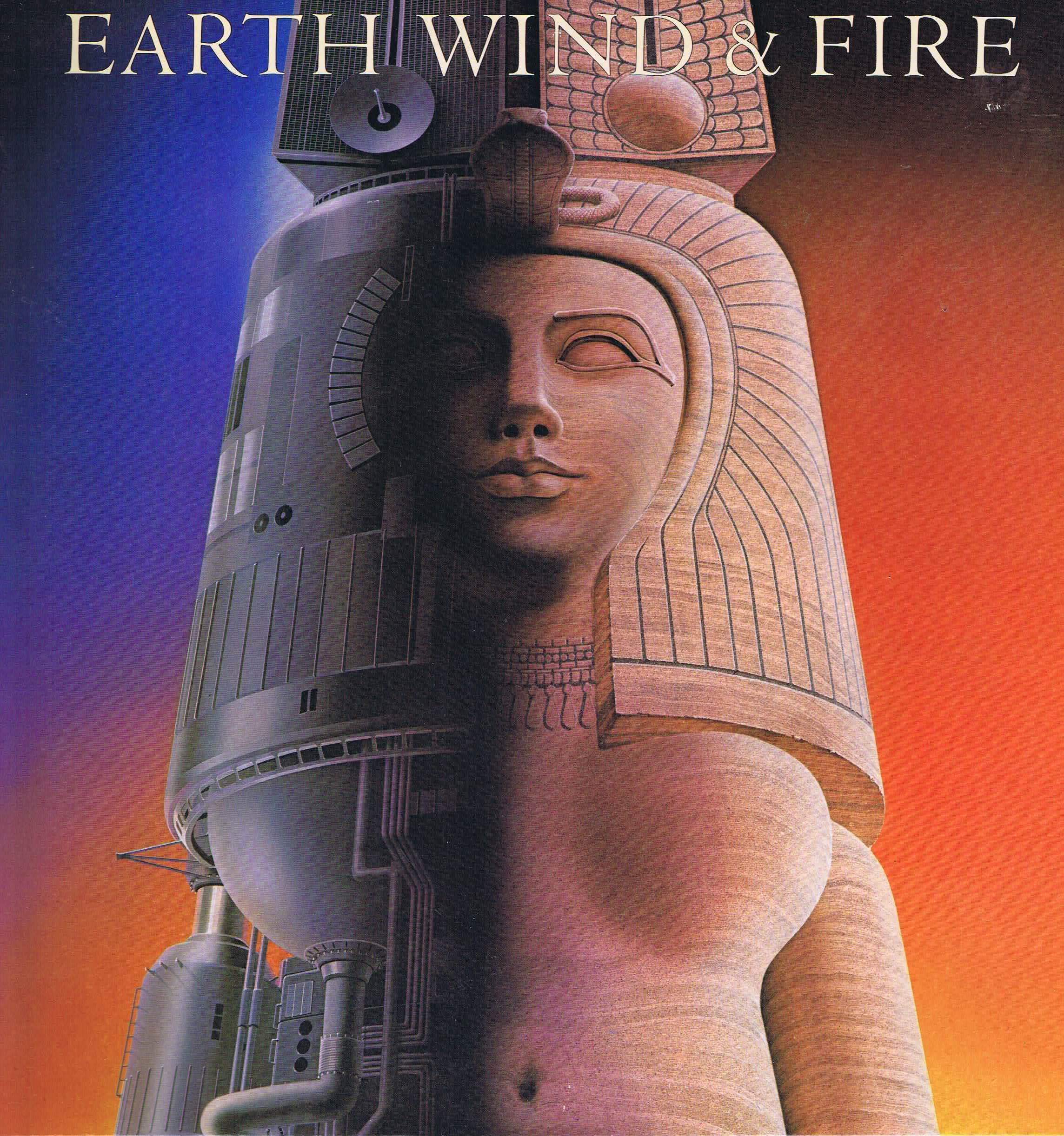 Earth Wind Amp Fire Raise A1 B1 Lp Letsgroove Ebay