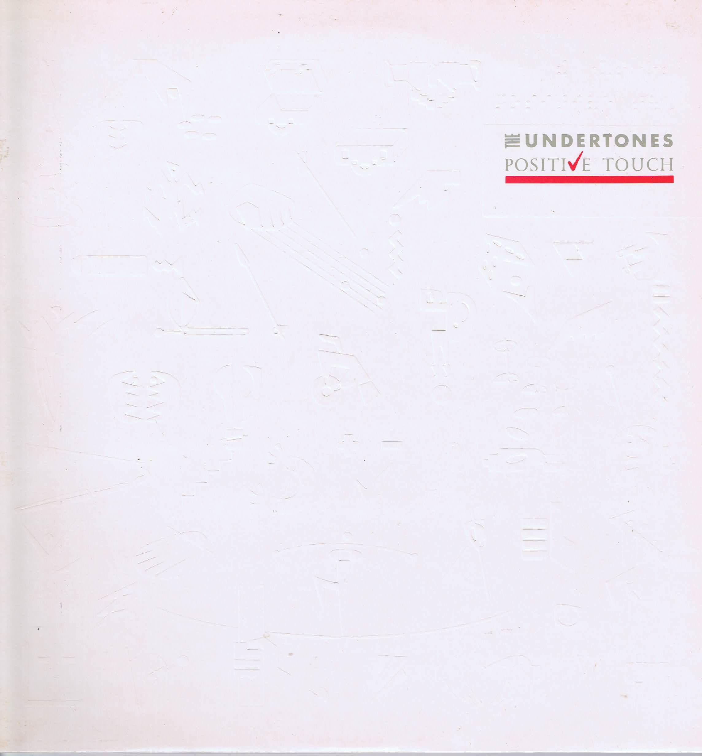 The Undertones Positive Touch Ard 103 Lp Vinyl
