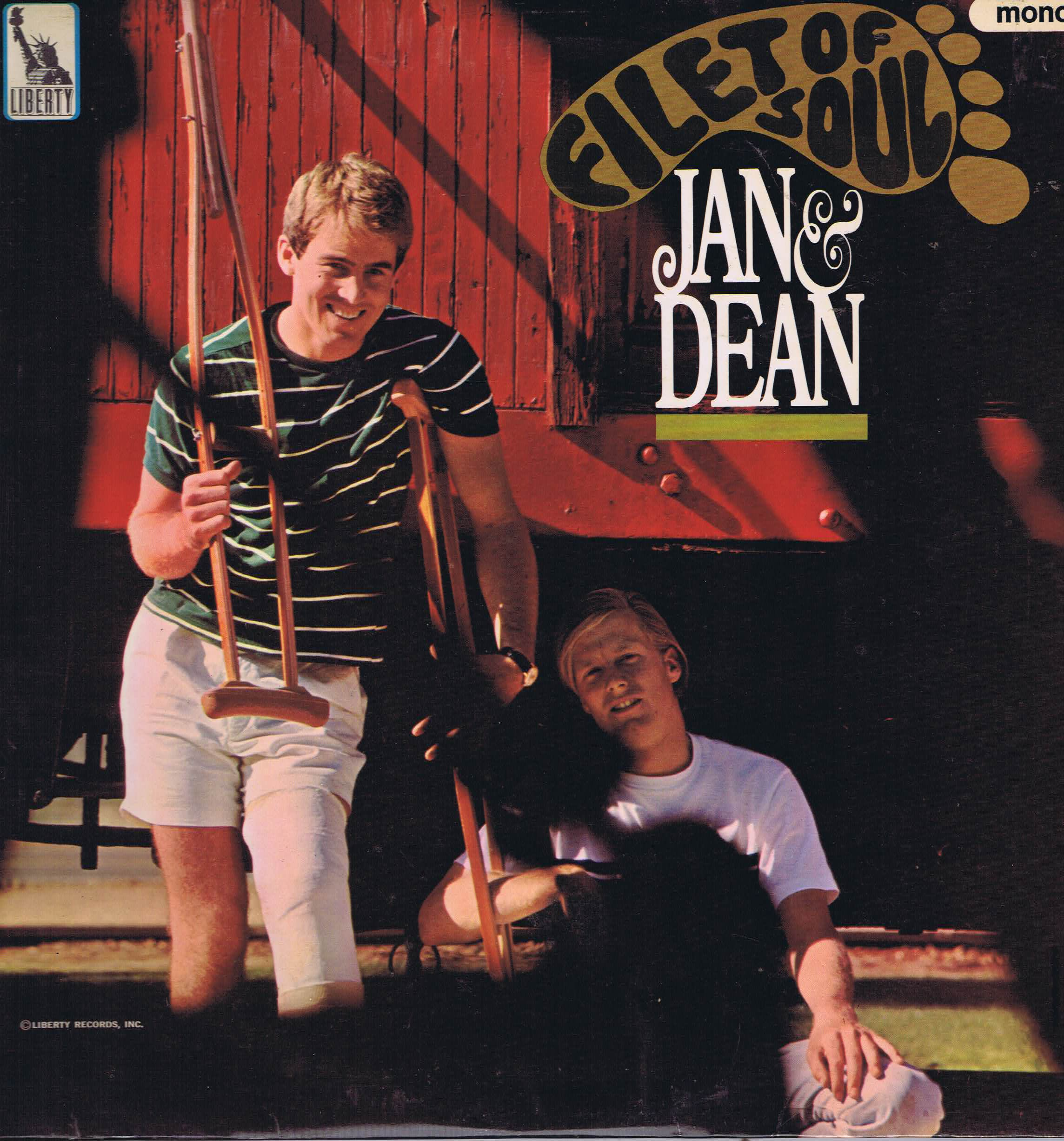 Jan & Dean - Tennessee / Your Heart Has Changed Its Mind