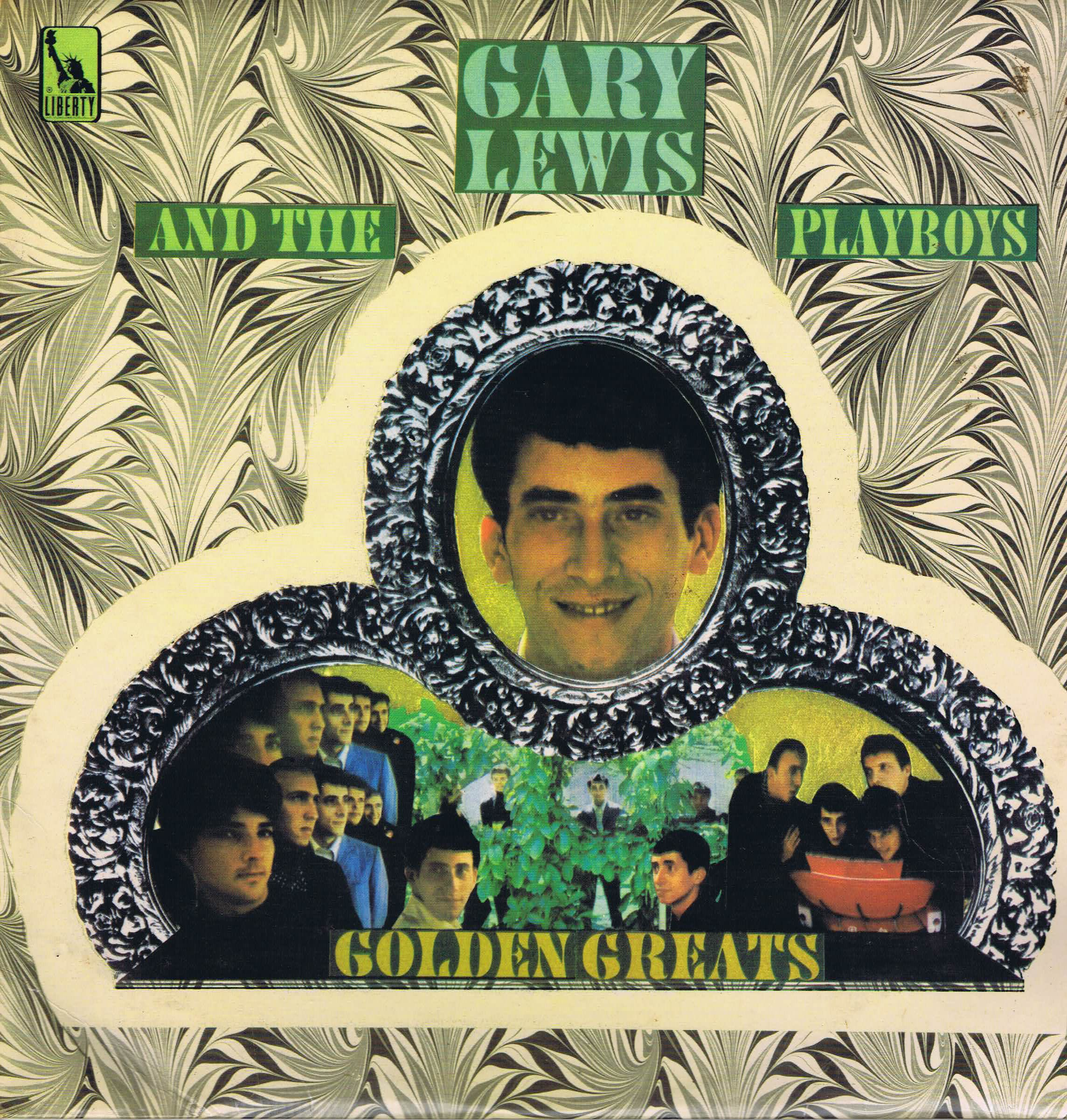Gary Lewis And The Playboys Golden Greats Liberty Lp