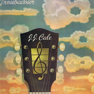 J.J. Cale - Troubadour - Shelter ISA 5011 - LP Vinyl Record