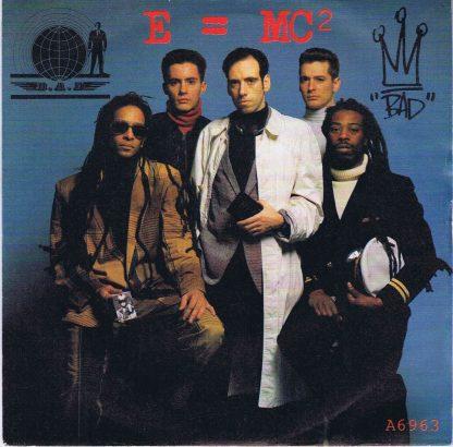 Big Audio Dynamite – E = MC² - A6963 - 7-inch Record