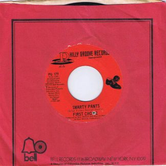 First Choice – Smarty Pants / One Step Away - PG 179 - 7-inch Vinyl Record