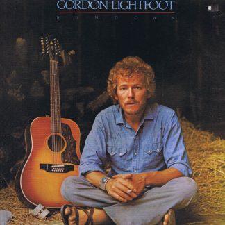 Gordon Lightfoot - Sundown - K 44258 - LP Vinyl Record