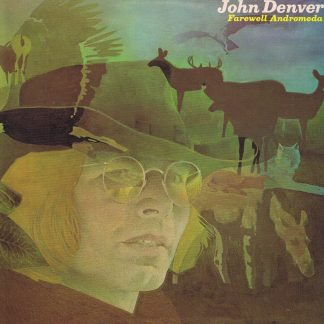 John Denver - Farewell Andromeda - SF 8369 - LP Vinyl Record