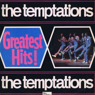 The Temptations - Greatest Hits! - TML 11042 - LP Vinyl Record