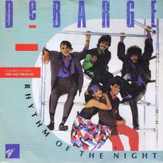 DeBarge – Rhythm Of The Night - Gordy TMG 1376 - 7-inch Vinyl Record