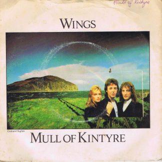 Wings – Mull Of Kintyre / Girls School - R 6018 - 7-inch Vinyl Record