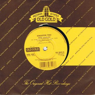 Kingston Trio, Highwaymen – Tom Dooley - OG 9641 - 7-inch Vinyl Record