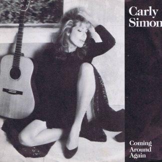 Carly Simon – Coming Around Again - 108 912 - 7-inch Vinyl Record