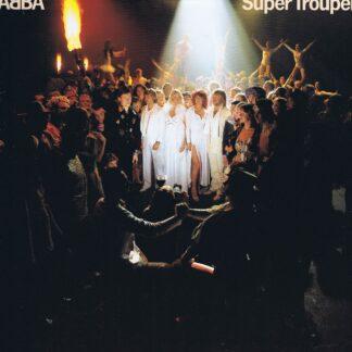 ABBA – Super Trouper - Canada Press Vinyl
