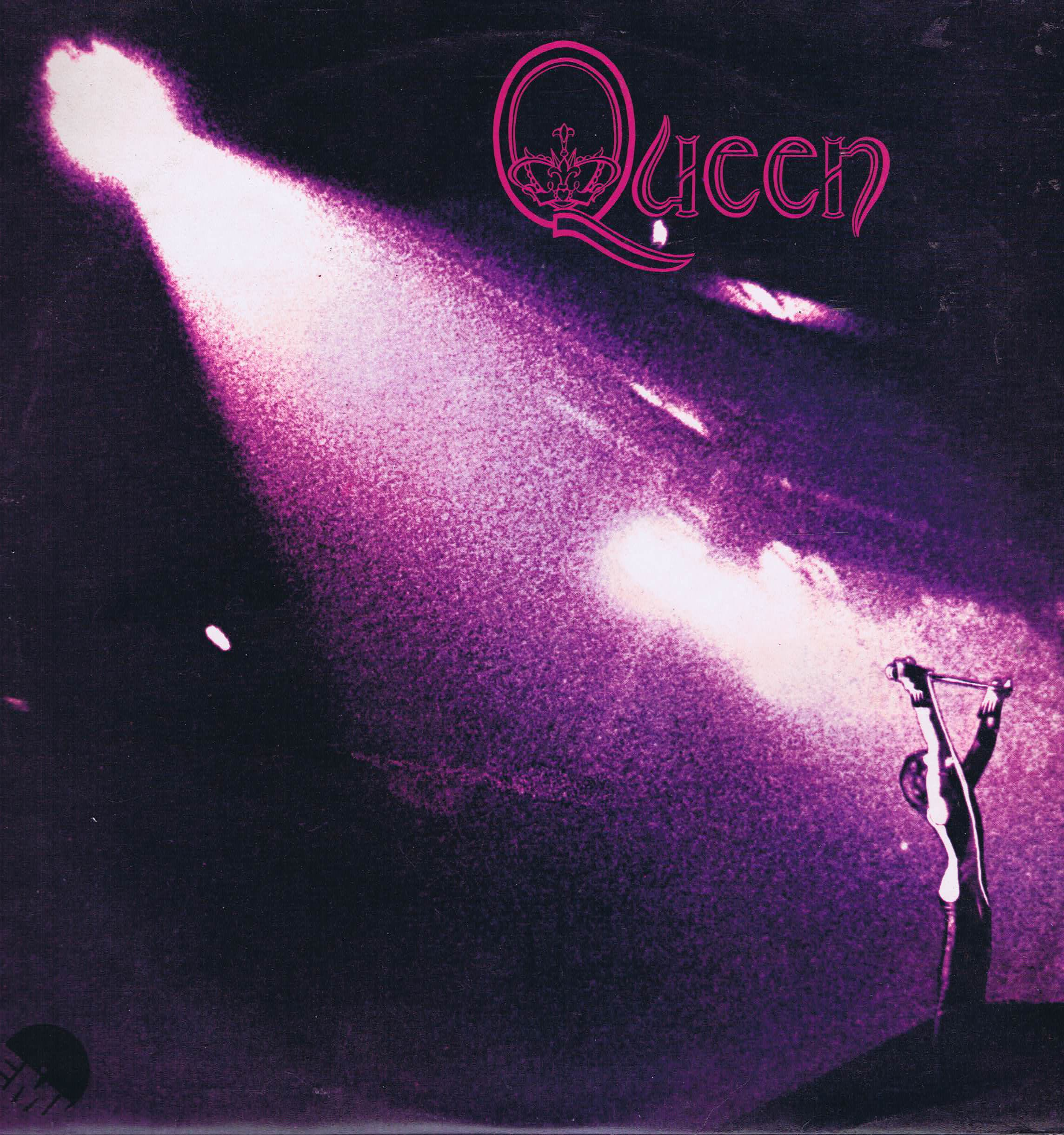Queen Queen Emc 3006 Blair Rules Lp Vinyl Record