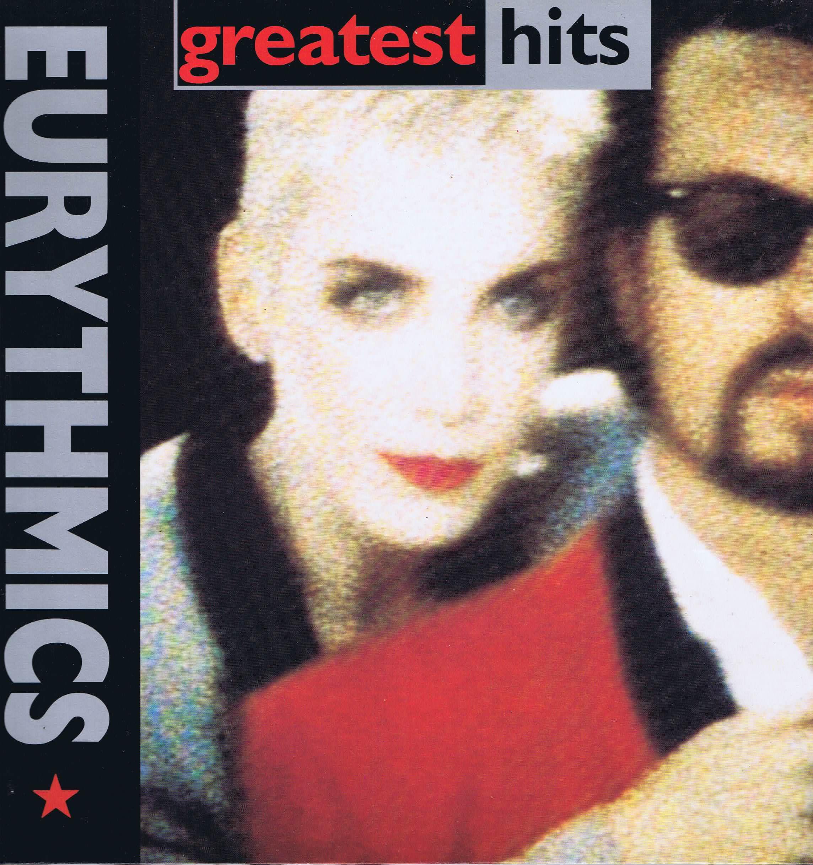 Eurythmics Greatest Hits Pl 74856 Lp Vinyl Record