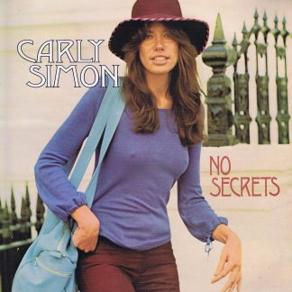 Carly Simon - No Secrets - Elektra K42127 - LP Vinyl Record