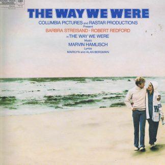 The Way We Were (Original Soundtrack Recording) - CBS 70132 - LP Vinyl Record