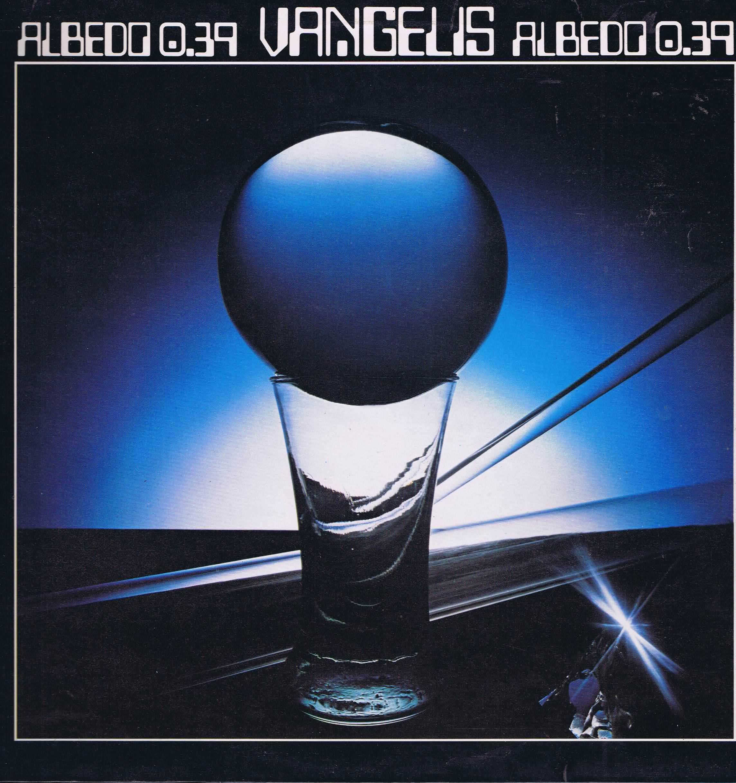 Vangelis Albedo 0 39 Rs 1080 Lp Vinyl Record Wax