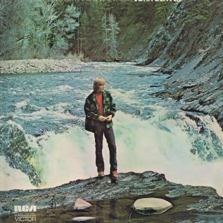 John Denver - Rocky Mountain High - SF 8309 - LP Vinyl Record