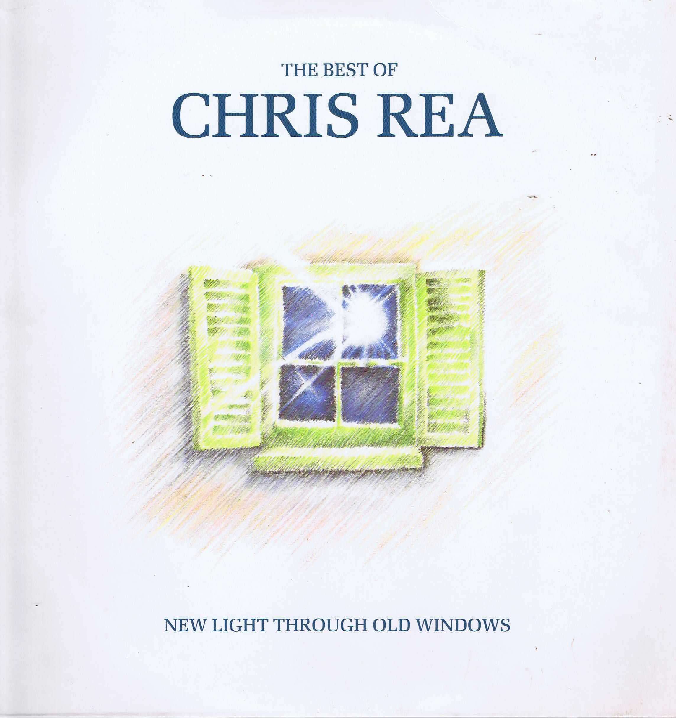 The best of chris rea new light through old windows lp for Who makes the best vinyl windows