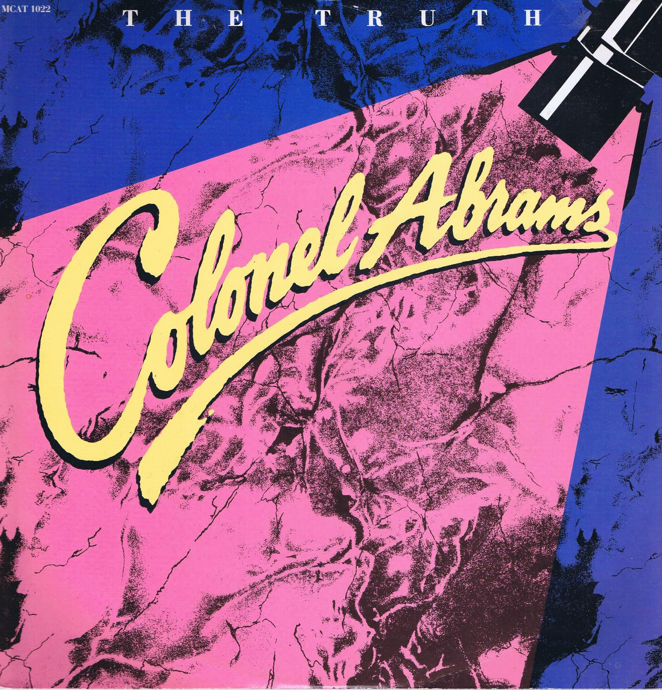 Colonel Abrams - The Truth - MCAT 1022 - 12-inch Record