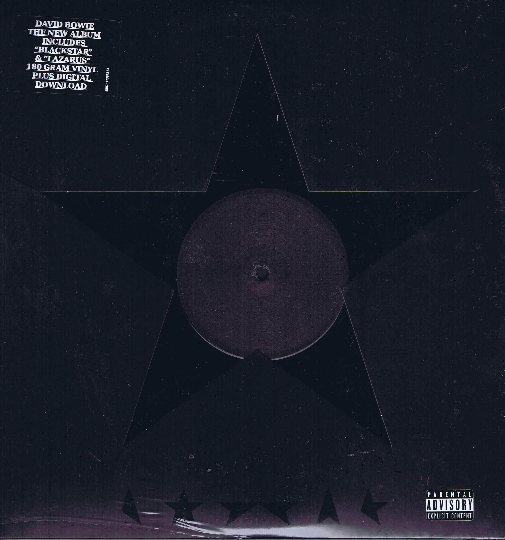 David Bowie - Blackstar - 88875173871