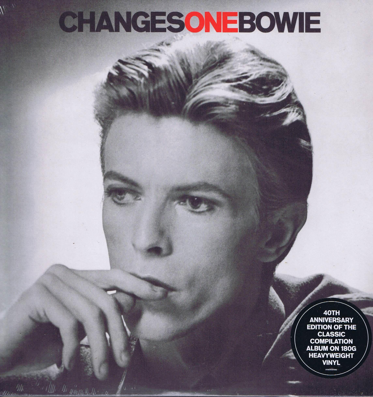 David Bowie – ChangesOneBowie – COBLP 2016