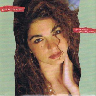 Gloria Estefan – Oye Mi Canto (Hear My Voice) - 655287 7 - 7-inch Vinyl Record