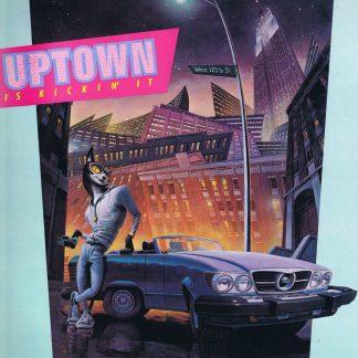 Uptown Is Kickin' It - MCJ 4001 - LP Vinyl Record