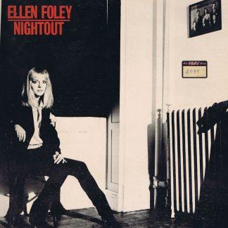 Ellen Foley – Nightout - EPC 83718 - LP Vinyl Record
