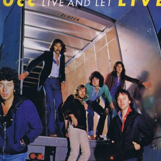 10cc - Live And Let Live - 6641 698 - 2-LP Vinyl Record