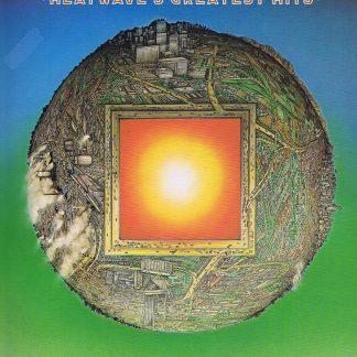 Heatwave – Heatwave's Greatest Hits - EPC 32503 - LP Vinyl Record