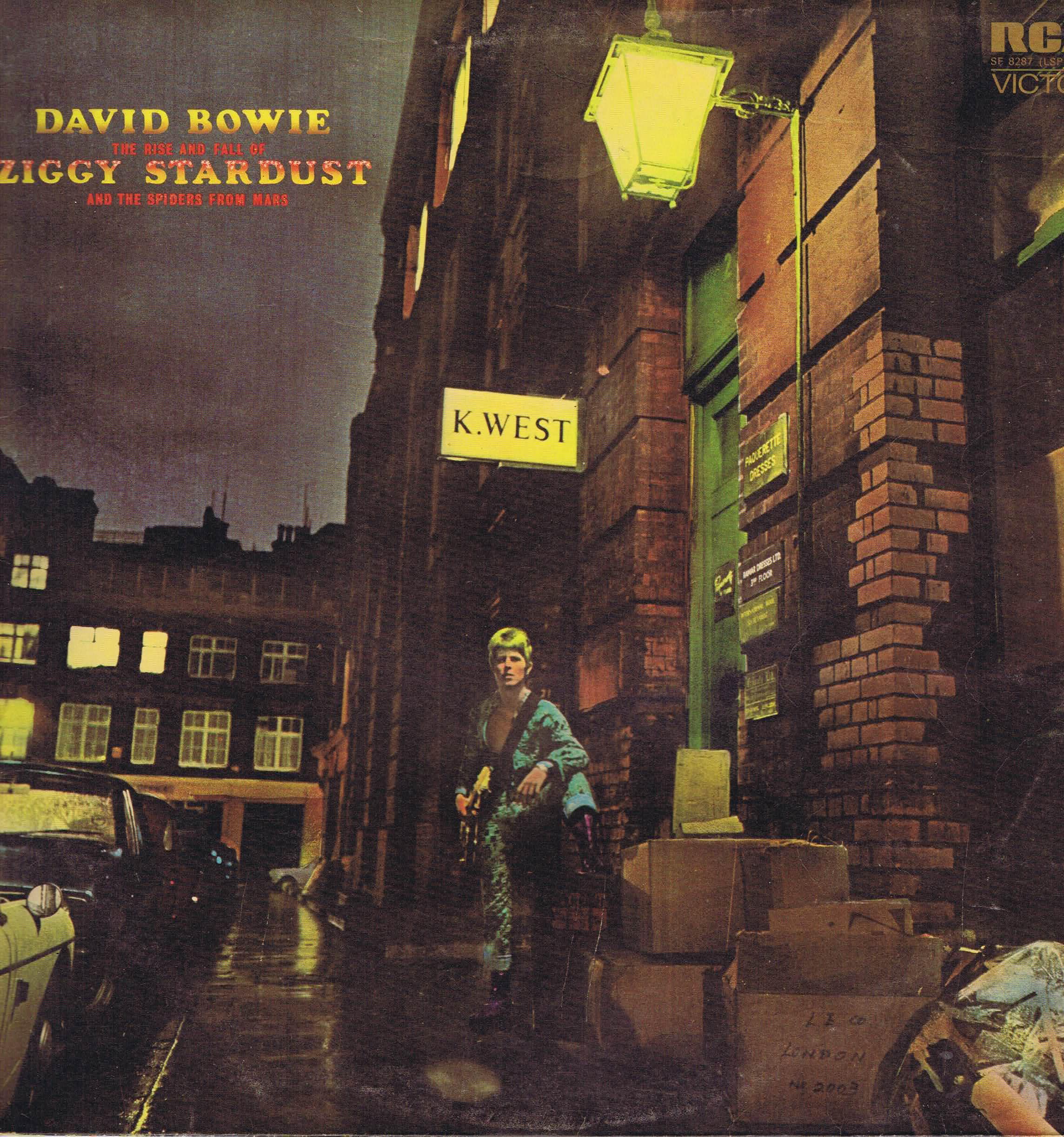 David Bowie – Ziggy Stardust – SF 8287