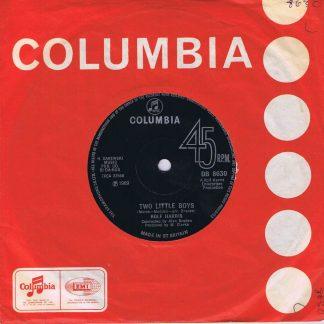 Rolf Harris - Two Little Boys - DB 8630 - 7-inch Record
