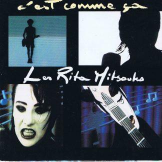 Les Rita Mitsouko – C'Est Comme Ça - VS946 - 7-inch Record