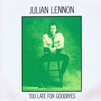 Julian Lennon – Too Late For Goodbyes - JL112 - 12-inch Vinyl Record