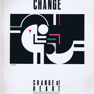 Change – Change Of Heart - 240 439-1 - LP Vinyl Record