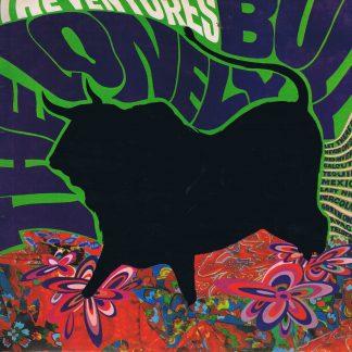 The Ventures – Lonely Bull – Liberty LBL 83124E - LP Vinyl Record