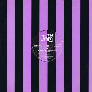 The Jam – Town Called Malice / Precious - POSPX 400 - 12-inch Vinyl Record