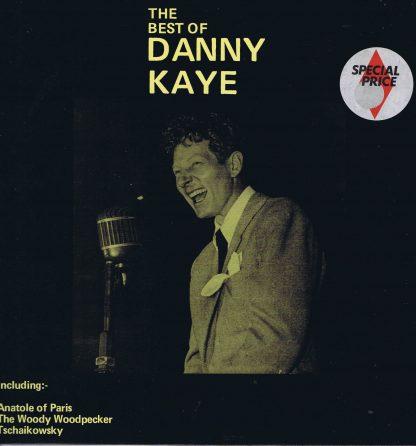 Danny Kaye – The Best Of Danny Kaye - MCL 1704 - LP Vinyl Record