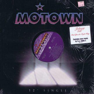 Johnny Gill – Rub You The Right Way - MOT-4717 - 12-inch Vinyl Record