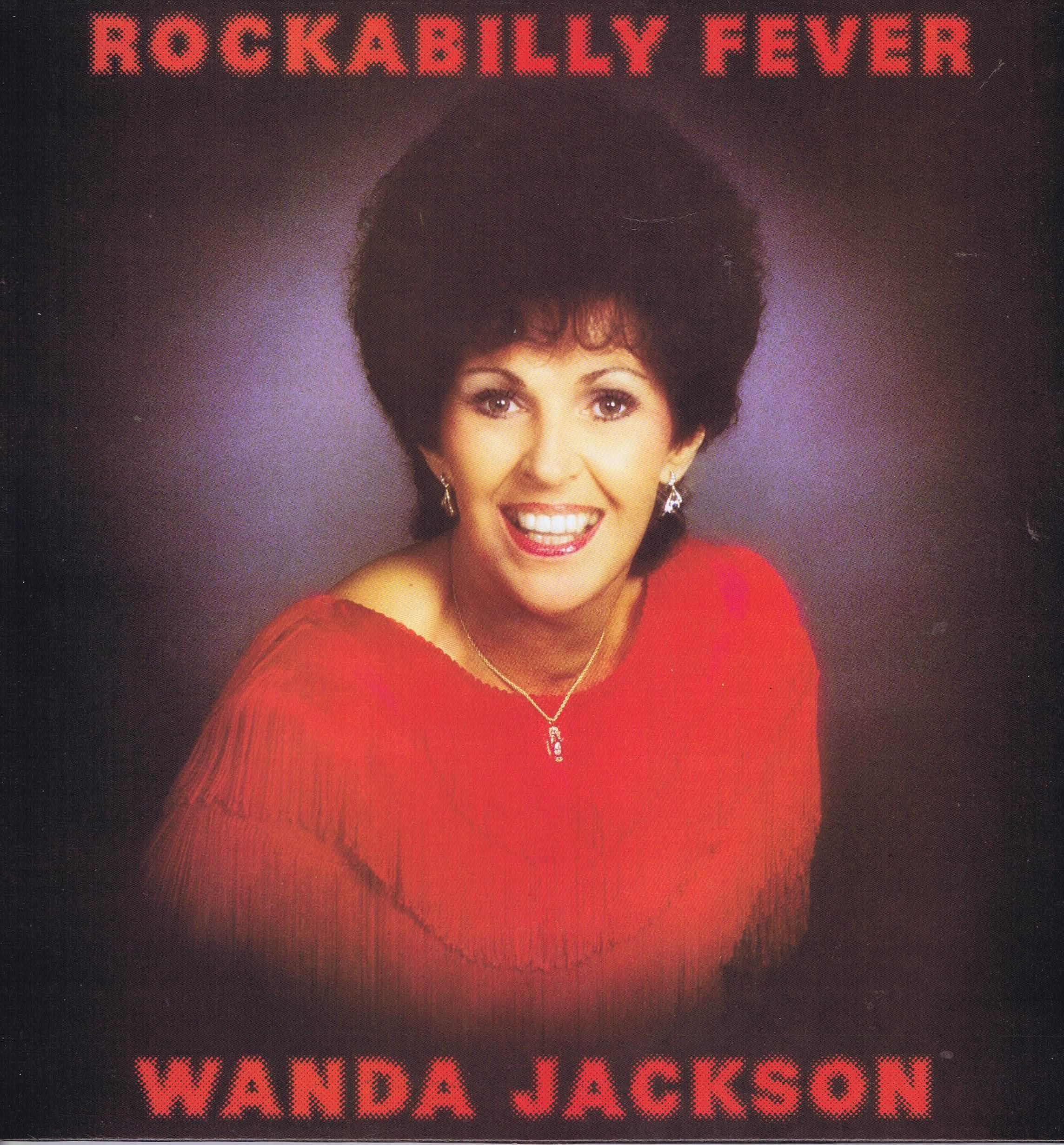 Wanda Jackson Rockabilly Fever Mflp 03 Lp Vinyl