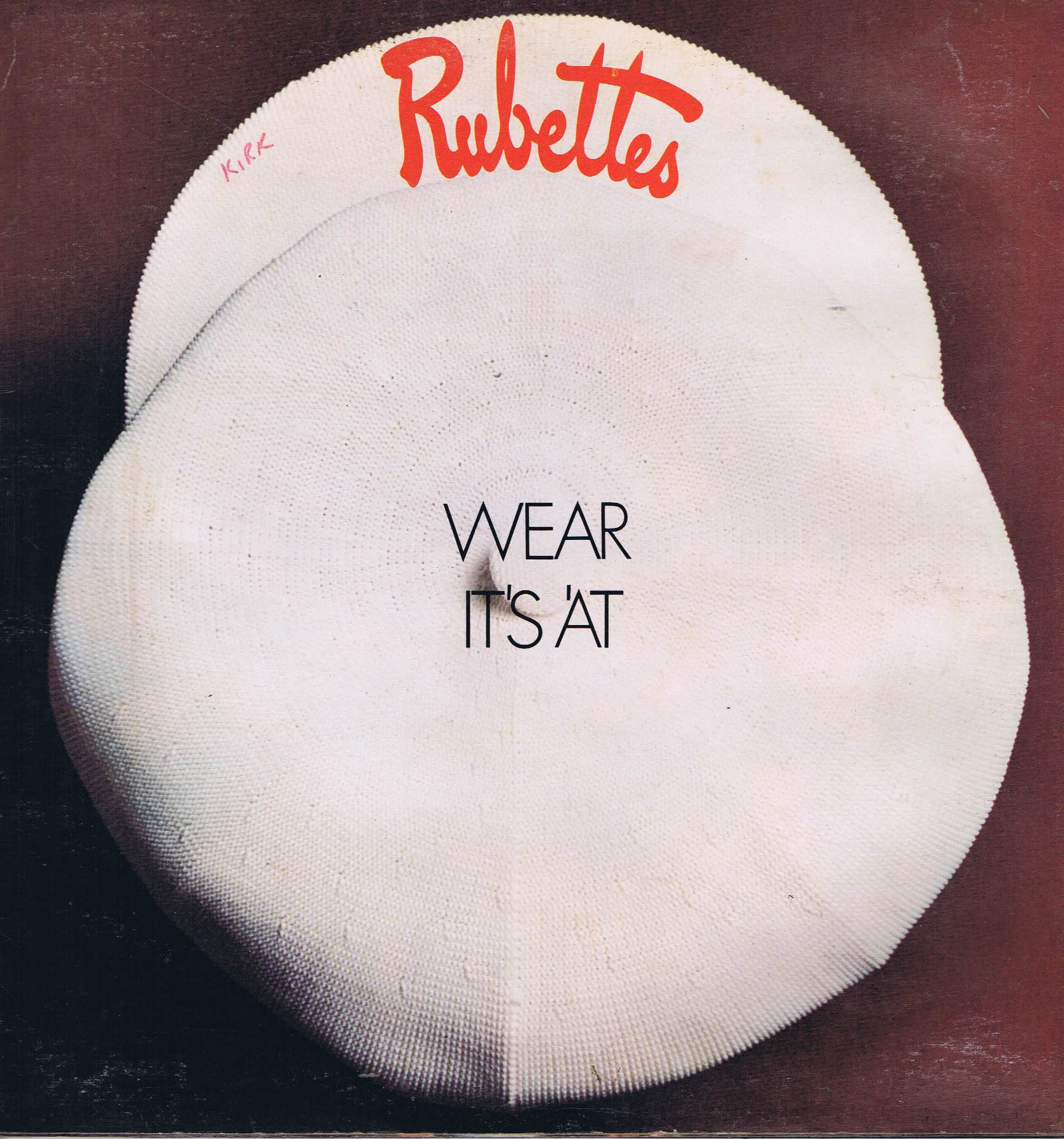 Rubettes Wear It S At Polydor Acb 00213 Lp Vinyl