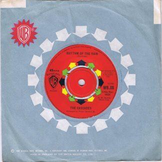 The Cascades – Rhythm Of The Rain - WB.88 - 7-inch Vinyl Record