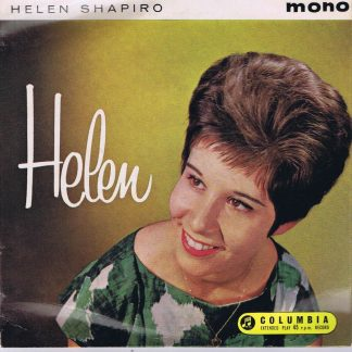 Helen Shapiro – Helen - SEG 8128 - 7-inch Vinyl Record