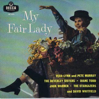 Various Artists - My Fair Lady - DFE.6474 - 7-inch Vinyl Record