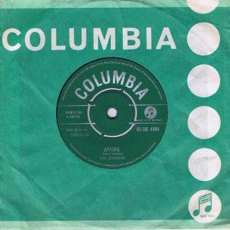 The Shadows – Apache - 45-DB 4484 - 7-inch Vinyl Record