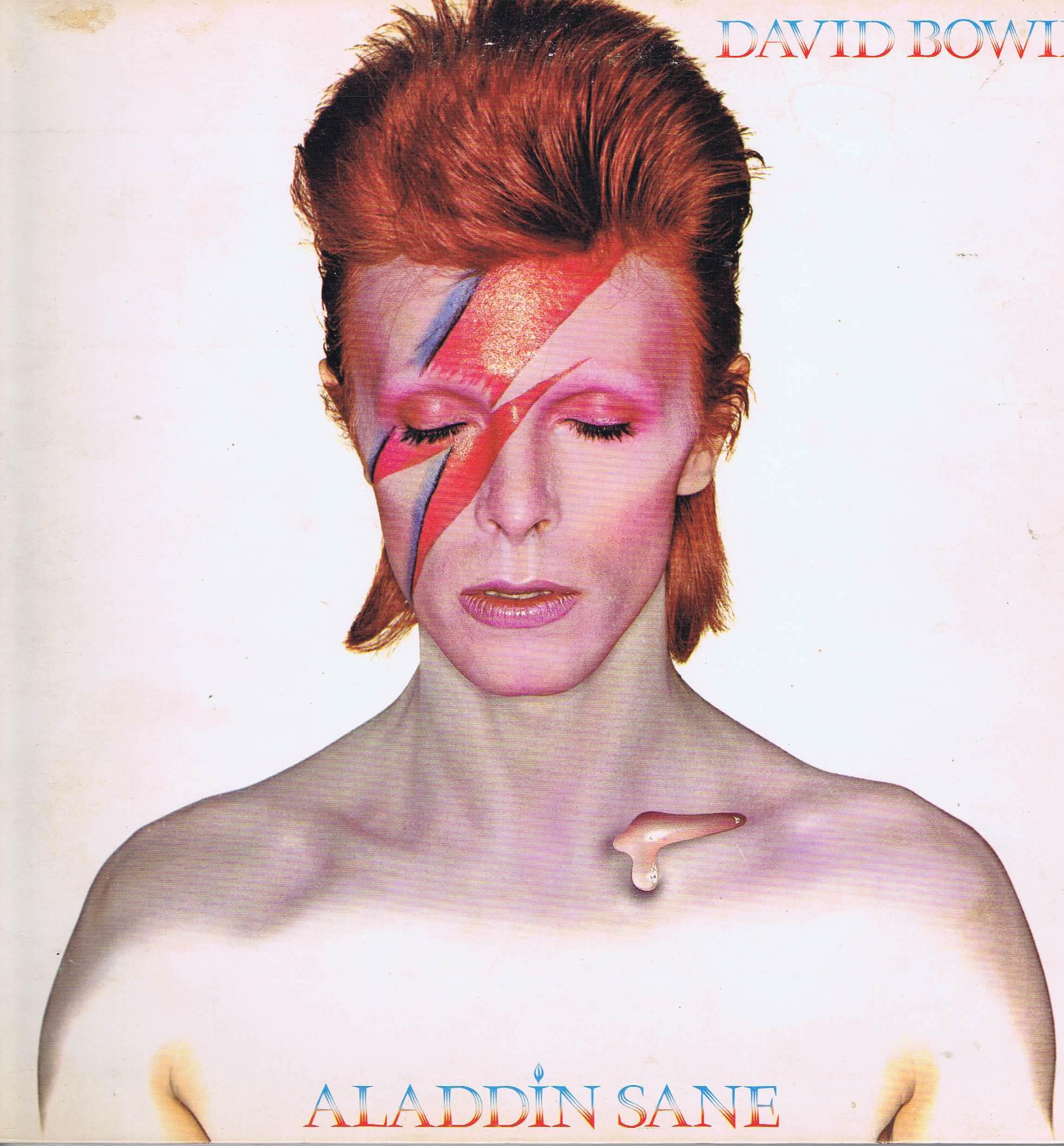 David Bowie – Aladdin Sane – CPRS-4543